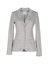 Ottod'ame Suits And Jackets Blazers Women Grey