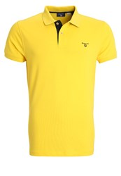 Gant Polo Shirt Mango Yellow