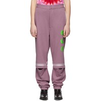 Ambush Pink Patchwork Lounge Pants