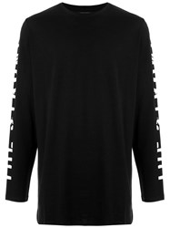 Kent And Curwen The Strong Print T Shirt Black