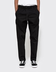 Obey Jetty Beach Pant Black