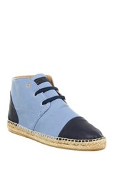 Charles David Harlow Espadrille High Top Flat Multi