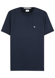 C.P. Company Navy Cotton T Shirt