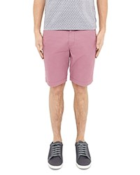 Ted Baker Corsho Regular Fit Shorts Pink