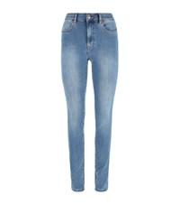 Escada Sport High Waisted Jegging Jeans Female Blue
