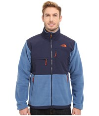 The North Face Denali Jacket Recycled Moonlight Blue Cosmic Blue Men's Coat