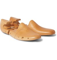 J.M. Weston Wooden Shoe Trees 180 And 641 Brown
