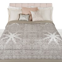 Etro Chelsea Quilted Bedspread 270X270cm Beige