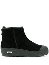 Bally Ankle Boots Black