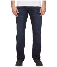 Buffalo David Bitton Driven Straight Leg Jeans In Dark Blue Wash Dark Blue Wash Men's Jeans