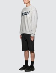 Champion Reverse Weave Beams X Script Logo Sweatshirt