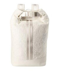 Fenty Puma By Rihanna Lace Roll Down Backpack White