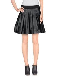 Jijil Mini Skirts Black
