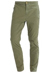 Lee Relaxed Fit Jeans Olive Minicheck