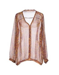 Nougat London Blouses Ocher