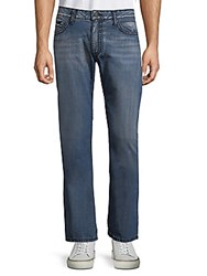Robin's Jean Whiskered Cotton Jeans 3 D Medium