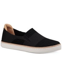 Ugg Rooney Slip On Sneakers Black