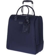 Lipault Lady Plume Rolling Tote Navy