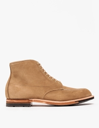 Alden Union Hill Indy Boot Tan Suede
