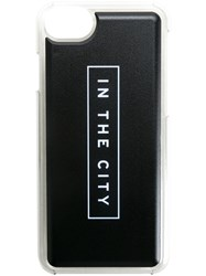 Cityshop 'In The City' Phone Case Black