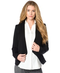 A Pea In The Pod Maternity Open Front Maternity Blazer