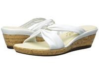 Onex Stephanie White Women's Wedge Shoes