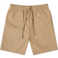 Filson Green River Water Short Brown