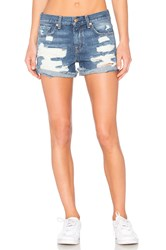 7 For All Mankind Cuffed Shorts Serratoga Bay 4