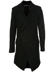 Cedric Jacquemyn Double Breasted Fitted Coat 60