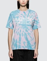 Aries Go Your Own Way Tie Dye Short Sleeve T Shirt
