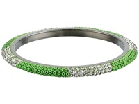 Gypsy Soule Bling Mix Stack Bangle Narrow Lime Bracelet Green