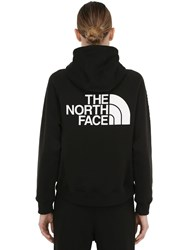 The North Face Nse Graphic Po Sweatshirt Hoodie Black