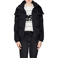 Off White C O Virgil Abloh Tech Taffeta Down Puffer Coat Black