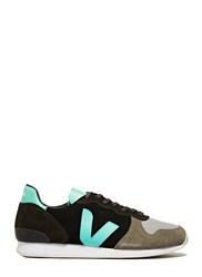 Veja Holiday Canvas Low Top Sneakers Black