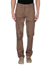 Rare Ra Re Trousers Casual Trousers Men Khaki