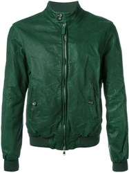Jacob Cohen Zip Jacket Green
