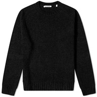 Our Legacy Chunky Raglan Knit Black