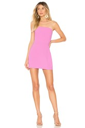 Amanda Uprichard X Revolve Mandy Dress Pink