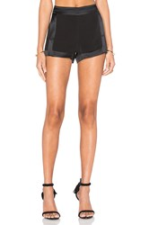 Ramy Brook Leilah Short Black