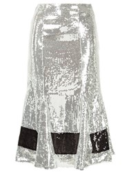 Macgraw Heroes Skirt Silver