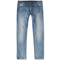 Nudie Jeans Thin Finn Jean Blue