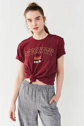 Urban Outfitters Eternity Tee Brown