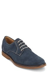 G.H. Bass Men's And Co. 'Proctor' Buck Shoe Navy Suede
