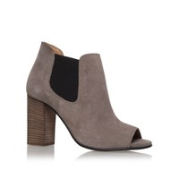 Carvela Amy High Heel Ankle Boots Light Brown