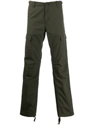 Carhartt Wip Cargo Trousers Green