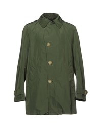Allegri Overcoats Green