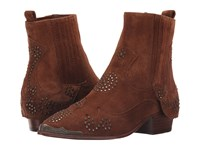 Ash Laslo Sigaro Baby Silk Women's Pull On Boots Brown