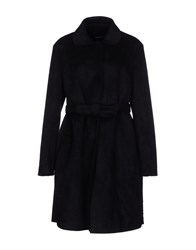 Fabrizio Lenzi Coats And Jackets Coats Women Black