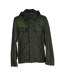 Blauer Jackets Military Green