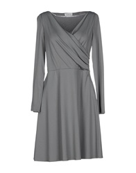 List Short Dresses Grey
